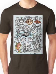 Cartoon Fishies T-Shirt