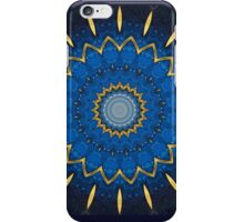 Science Fiction Abstract Pattern 4 iPhone Case/Skin