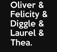 Arrow Season 4 Unisex T-Shirt