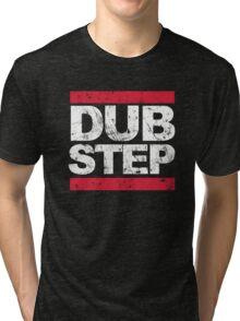 Dubstep Distress Tri-blend T-Shirt