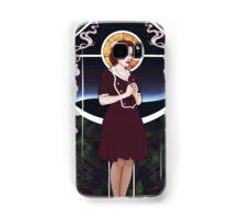 Dana Scully Art Nouveau Samsung Galaxy Case/Skin