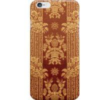 Classic Brown iPhone Case/Skin