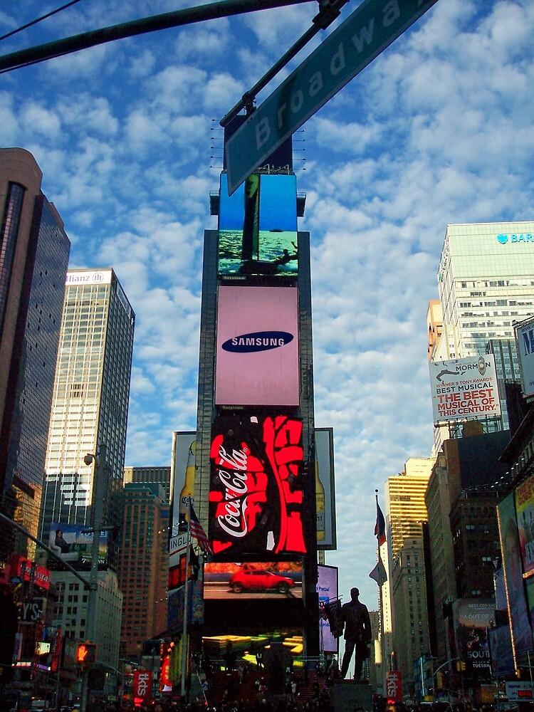 Broadway bound by Nella Khanis