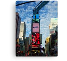 Broadway bound Canvas Print