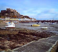 Gorey Castle by Mark Bowden