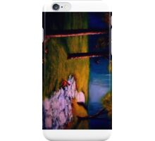 """""""TWILIGHT IN THE WOODS"""" iPhone Case/Skin"""