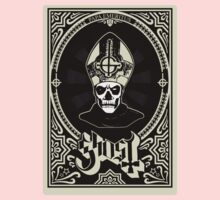 Ghost B.C. - Papa Emeritus II Classic One Piece - Long Sleeve