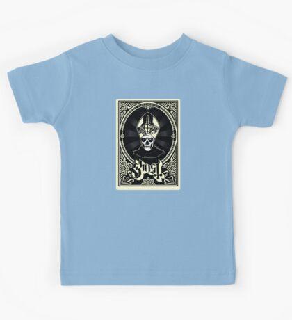 Ghost B.C. - Papa Emeritus II Classic Kids Tee