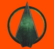 Green Arrow Kids Tee
