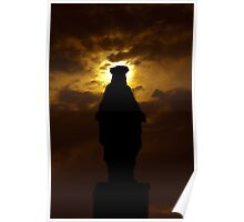 Mary at Dusk Poster