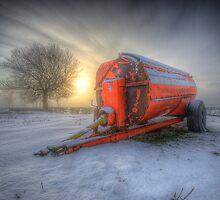 Orange Trailer by Yhun Suarez