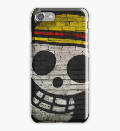 One piece wall iPhone Case/Skin