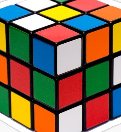 Rubik's cube stuff Sticker