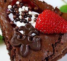 Tarte au Chocolat  by SmoothBreeze7