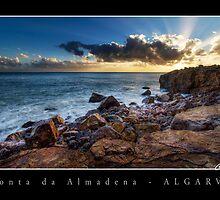 Ponta da Almadena by Guy Davies