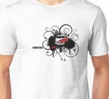 VW Graffiti Surfer life Unisex T-Shirt