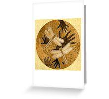 Good News (circular) Greeting Card