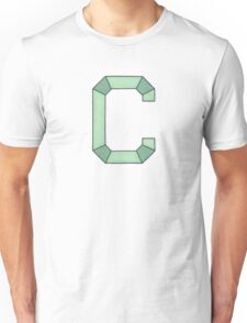 Uppercase C Unisex T-Shirt