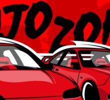 The Kanjozoku - Honda Civic/Integra Sticker