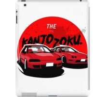 The Kanjozoku - Honda Civic/Integra iPad Case/Skin