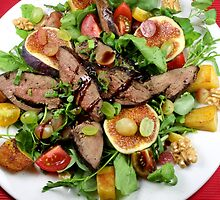 Vintager's Delicious Lamb's Salad by SmoothBreeze7