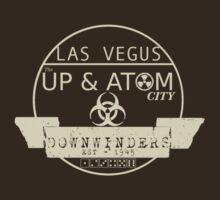 Downwinders by Elton McManus
