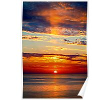 Sun Going Down. Poster