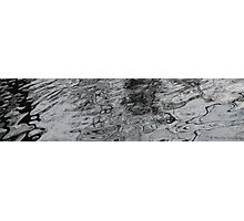 Water patterns Photographic Print