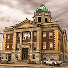 Monroe County (Ohio) Court House by Bryan D. Spellman