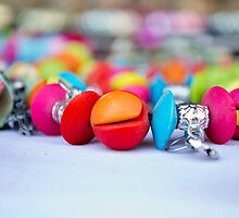 colorful Jewellery by spectramynd