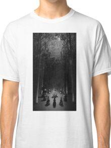 Paper Jam Poster by Autumn Miller Classic T-Shirt