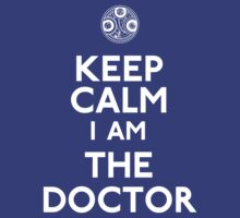 Keep Calm I Am The Doctor by Ailsa Hay