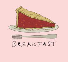 Pie for Breakfast One Piece - Long Sleeve