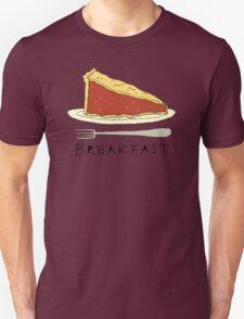 Pie for Breakfast T-Shirt