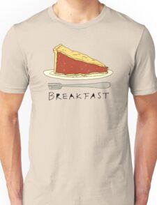 Pie for Breakfast Unisex T-Shirt