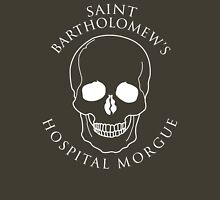 St Barts Womens Fitted T-Shirt