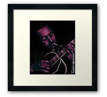 Django Reinhardt Framed Print