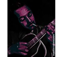 Django Reinhardt Photographic Print