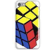 Rubik's cube stuff 3 iPhone Case/Skin