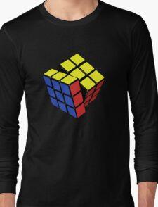 Rubik's cube stuff 3 Long Sleeve T-Shirt