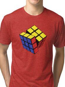 Rubik's cube stuff 3 Tri-blend T-Shirt