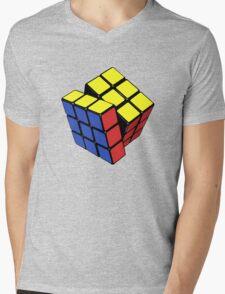 Rubik's cube stuff 3 Mens V-Neck T-Shirt