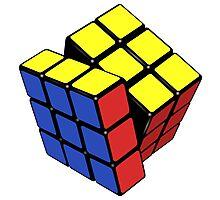 Rubik's cube stuff 3 Photographic Print