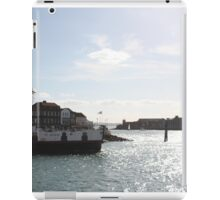 Boat In The Afternoon iPad Case/Skin