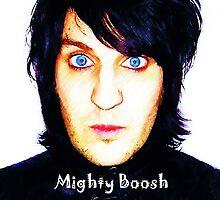 The Mighty Boosh - Noel Fielding - Vince Noir by eyevoodoo