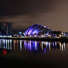 The Clyde auditorium by Photo Scotland