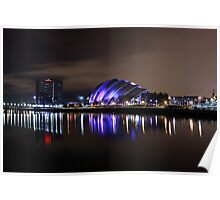 The Clyde auditorium Poster