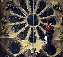 Washing Windows by Caroline Fournier
