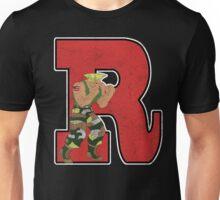 R-Guile (argyle) Unisex T-Shirt