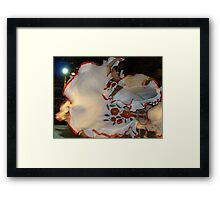 The Dancer - La Bailarina Framed Print